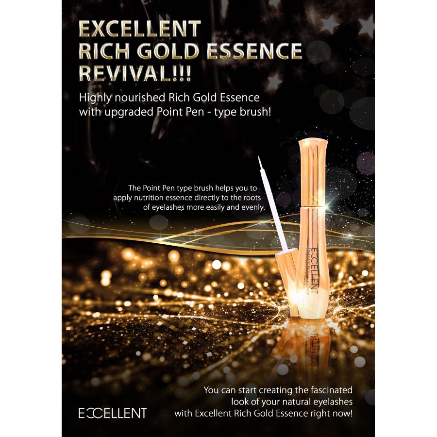 EXCELLENT RICH GOLD ESSENCE Point Pen Brush (Tratament Gene)